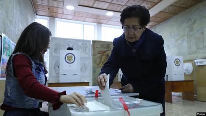 Ժամը 14։00-ի դրությամբ ՏԻՄ ընտրություններին մասնակցել է ընտրողների 15․9 %-ը