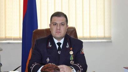 Վլադիմիր Հովհաննիսյանն ազատվել է ՀՔԾ պետի տեղակալի պաշտոնից