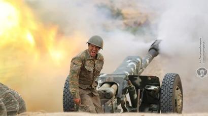 44-օրյա պատերազմում զոհված Ալբերտ Հովհաննիսյանին շնորհվել է «Արցախի հերոս» կոչումը