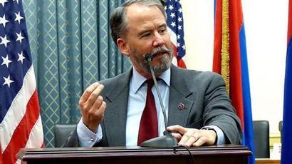ՀՀ-ում ԱՄՆ նախկին դեսպանը հիմնավորված է համարել Հայաստանի սահմանների շուրջ անվտանգության գոտի ստեղծելու առաջարկը․ ՄԻՊ