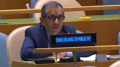 ՄԱԿ-ում Իրանի ներկայացուցիչն Իսրայելին կոչ է արել զերծ մնալ արկածախնդրությունից |tert.am|