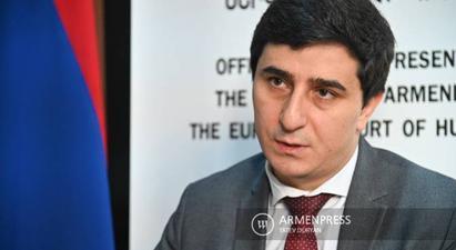 Հաագայի դատական պրոցեսը Արցախի հարցում միջազգային ճիշտ ընկալումների ձևավորման մասին է. Եղիշե Կիրակոսյան |armenpress.am|