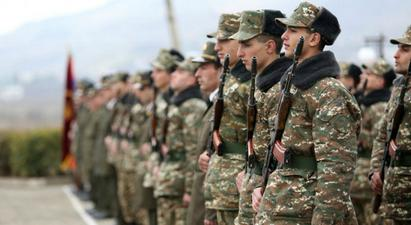 Հոկտեմբերի 25-ից կմեկնարկի ձմեռային զորակոչը