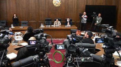 Զանգվածային լրատվության մասին օրենքի փոփոխության նախագիծը քննարկվեց շահագրիգիռ կողմերի հետ |armenpress.am|