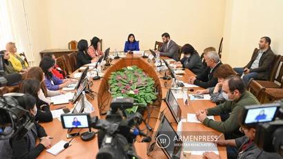 Տեղահանված արցախցիները ՀՀ ազգային ժողովում բարձրացրին իրեն հուզող խնդիրները |armenpress.am|