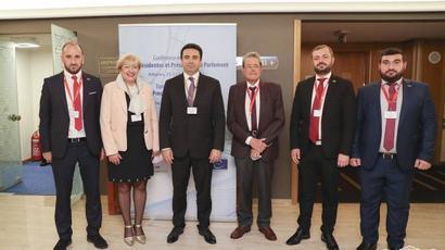 Ֆրանսիայի Սենատի նախագահն առաջարկել է ՀՀ Ազգային ժողովի հետ փոխգործակցության հուշագիր ստորագրել