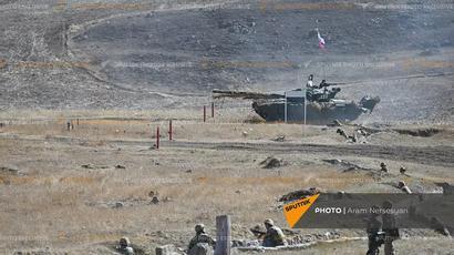 Հայաստանում մեկնարկել են հայ-ռուսական միացյալ զորախմբի մարտավարական զորավարժությունները |armeniasputnik.am|