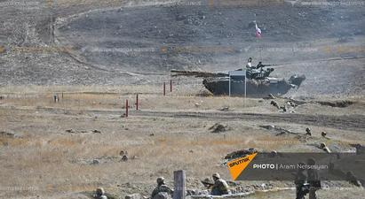 Հայաստանում մեկնարկել են հայ-ռուսական միացյալ զորախմբի մարտավարական զորավարժությունները  armeniasputnik.am 