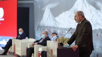 Ապագան կառավարելի կլինի այնքանով, որքանով կկարողանանք մոդելավորել տարածաշրջանի աշխարհաքաղաքականությունը. Նիկոլ Փաշինյան |armenpress.am|