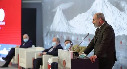 Ապագան կառավարելի կլինի այնքանով, որքանով կկարողանանք մոդելավորել տարածաշրջանի աշխարհաքաղաքականությունը. Նիկոլ Փաշինյան  armenpress.am 