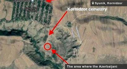 Սյունիքի Կոռնիձոր գյուղի հարակից տարածքից ադրբեջանցի զինծառայողները հափշտակել են Կոռնիձորի բնակչին պատկանող 107 ոչխար և 5 այծ․ ՄԻՊ-ը ահազանգ է ստացել