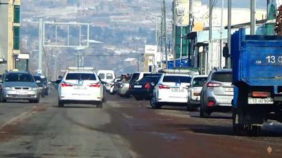 Ճանապարհային ոստիկանությունը մարզերում ուժեղացված ծառայություն է իրականացրել․ հայտնաբերվել է 4984 խախտում