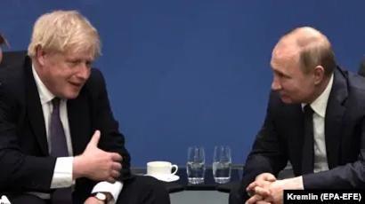 Բրիտանիայի վարչապետի և Ռուսաստանի նախագահի միջև հեռախոսազրույց է կայացել |azatutyun.am|