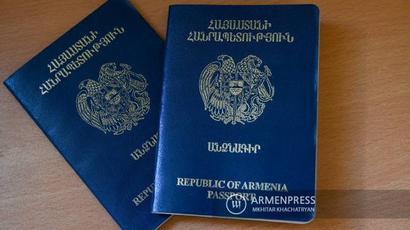 Փոխոստիկանապետը պարզաբանել է հին նմուշի անձնագրերը երկու տարի ժամկետով տրամադրելու նպատակը  armenpress.am 
