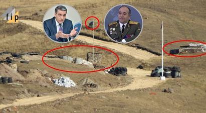Գեղարքունիքում ադրբեջանական դիրքերի մասին ՄԻՊ-ի պնդումները հիմնավոր են․ ՊՆ-ն կեղծում է  fip.am 