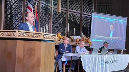 Հնարավոր է լինելու հասնել ադրբեջանա-ղարաբաղյան հակամարտության վերջնական կարգավորմանը և Արցախի անկախության միջազգային ճանաչմանը. Արտակ Բեգլարյան