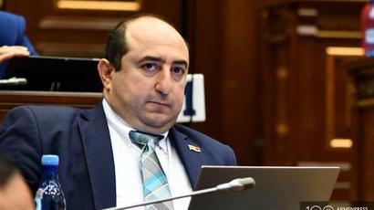 ԱԺ-ն ԿԲ խորհրդի անդամի պաշտոնում քննարկում է Արտակ Մանուկյանի թեկնածությունը |armenpress.am|