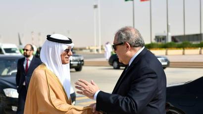 Նախագահ Արմեն Սարգսյանը Սաուդյան Արաբիայից մեկնել է Արաբական Միացյալ Էմիրություններ
