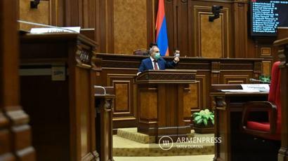 Նիկոլ Փաշինյանը երկու ընդդիմադիր խմբակցություններին հրավիրեց հանդիպման   |armenpress.am|