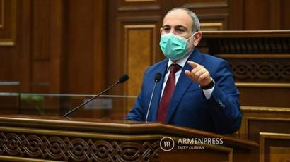 ՀՀ սահմանները 2010-ին վարչատարածքային բաժանման մասին օրենքի ընդունումից հետո չեն փոխվել. Փաշինյան |armenpress.am|