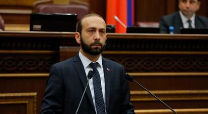 Միրզոյանը վերահաստատեց՝ Հայաստանի վարչապետի և Ադրբեջանի նախագահի միջև որևէ հանդիպում նախատեսված չէ