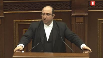 Արտակ Մանուկյանն ընտրվեց ԿԲ խորհրդի անդամ |1lurer.am|