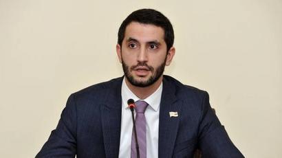 Ռուբինյանը կիսում է Բուքիքիոյի մտահոգությունը Հայաստանում ինստիտուտների միջև լարվածության վերաբերյալ