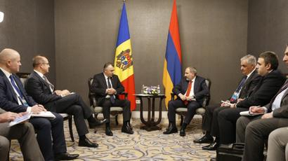 Հայաստանի և Մոլդովայի վարչապետը քննարկել են տնտեսական հարաբերություններին առնչվող հարցեր