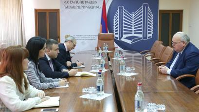 Քննարկվել են հայ-լեհական համագործակցության ակտիվացման հնարավորությունները