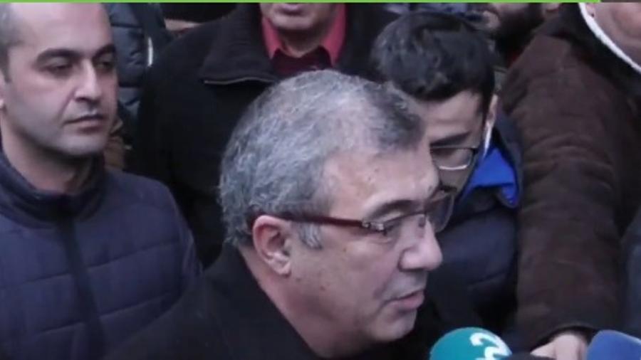 Ռուբեն Հայրապետյանն ազատ է արձակվել  lragir.am 