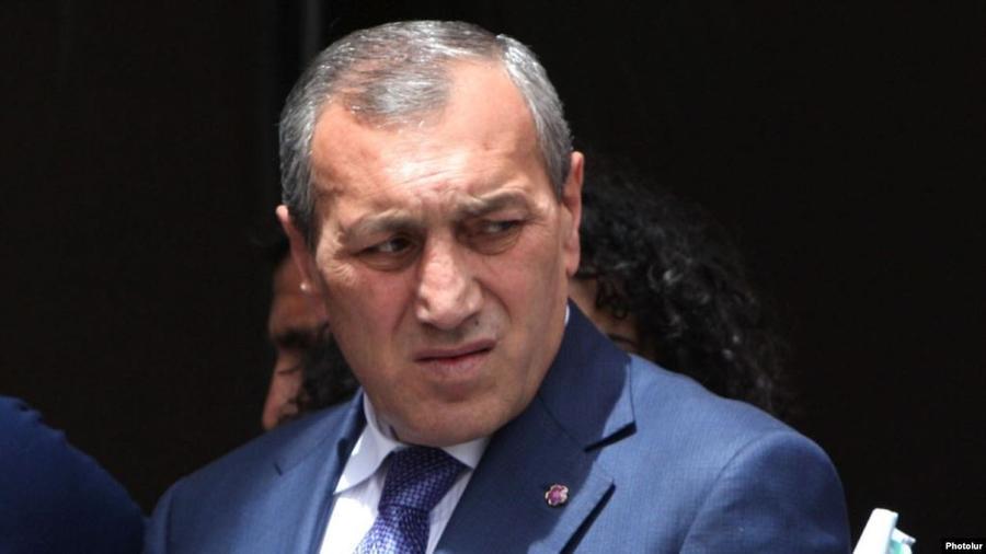 Դատարանի որոշմամբ՝ Սյունիքի նախկին մարզպետ Սուրիկ Խաչատրյանը սնանկ է ճանաչվել |armtimes.com|