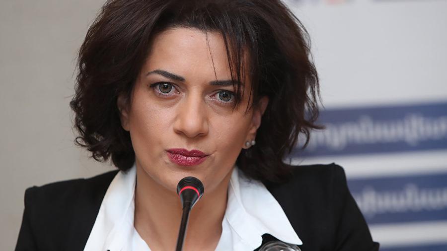 Աննա Հակոբյանը՝ Սամվել Ալեքսանյանի և Արտակ Սարգսյանի նվիրատվությունների մասին |lragir.am|