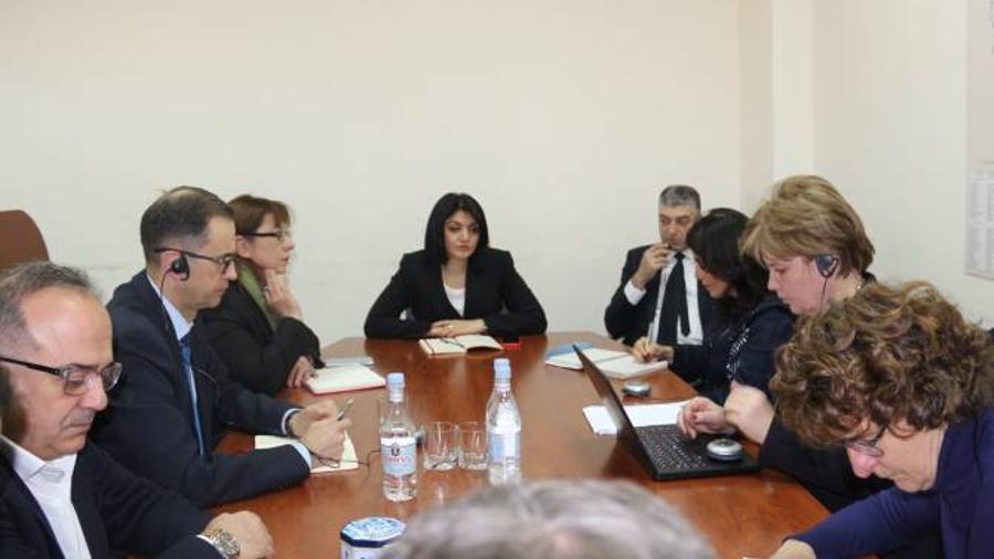 Հայաստան է ժամանել ԱՀԿ փորձագիտական առաքելությունը