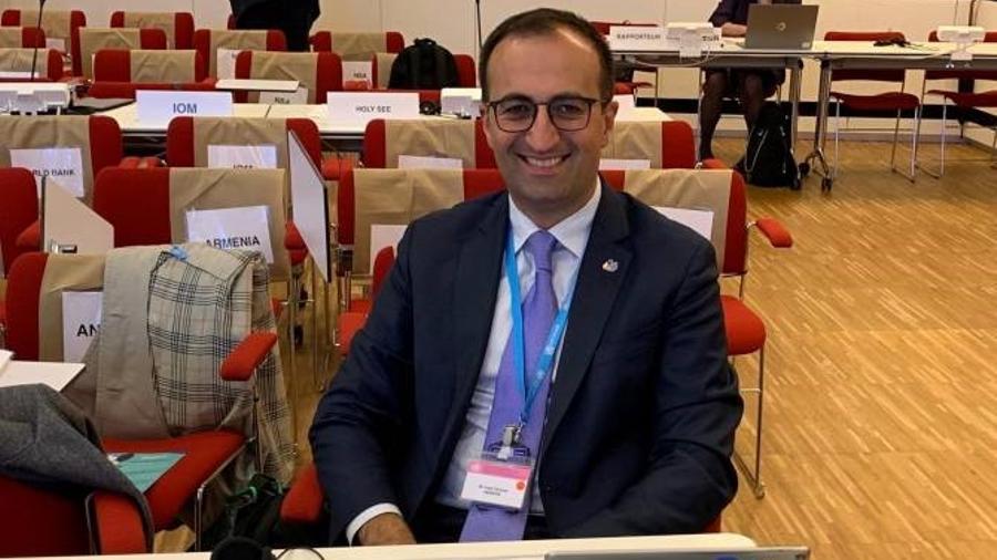 Արսեն Թորոսյանն ընտրվել է ԱՀԿ Մշտական կոմիտեի անդամ