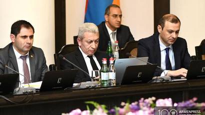 Կառավարությունը հաստատեց ՀՀ 2018թ. թվականի պետական բյուջեի կատարման տարեկան հաշվետվությունը  armenpress.am 