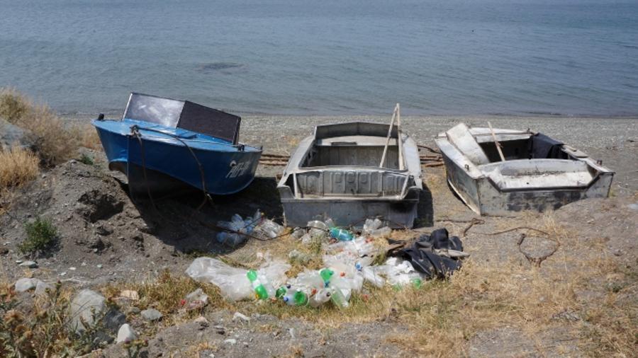 Հենց այսօր էլ Սևանում իրականացվում են մաքրման աշխատանքներ. Էրիկ Գրիգորյան |shantnews.am|