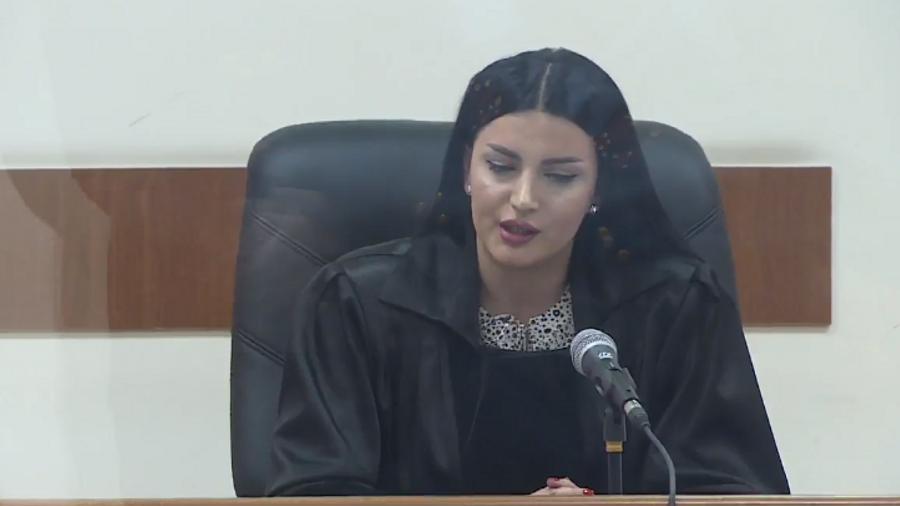 Փամփուշտը պատուհանի մեջ հայտնաբերել է դատավոր Տաթեւիկ Գրիգորյանը, նա դեպքը չի կապում իր գործունեության հետ. Բեքմեզյան  armtimes.com 