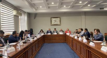 Իրավաբանական համայնքը քննարկել է Վարչական դատավարության օրենսդրության կատարելագործմանը վերաբերող մի շարք հարցեր