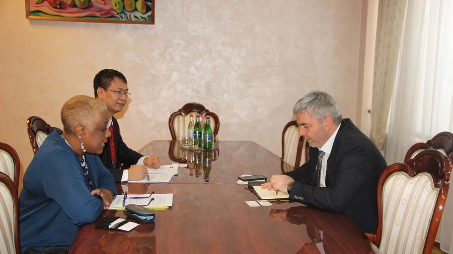 Ասիական զարգացման բանկի ներկայացուցիչների հետ քննարկվել են գյուղոլորտում համատեղ ծրագրերը